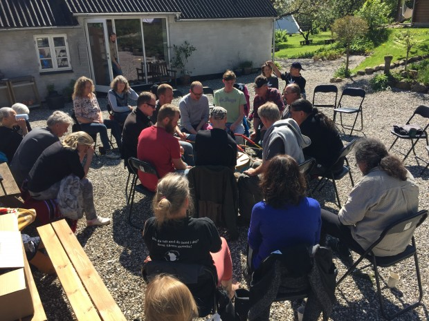 Workshop med Harold White Horse Thompson 16. – 19. maj 2019