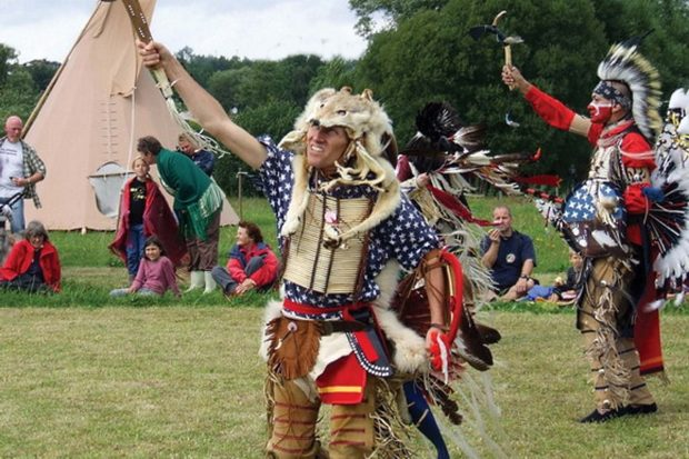 Powwow på Eagleroad – 30 Års Jubilæum